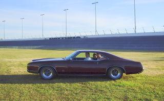 Daytona money shot