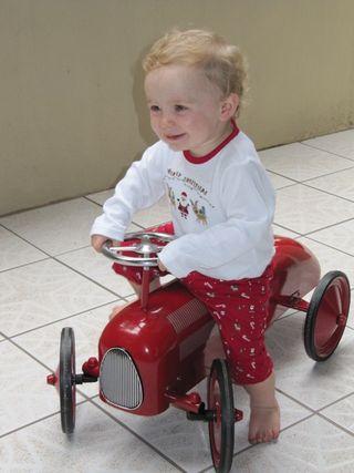 Christmas Car 2010