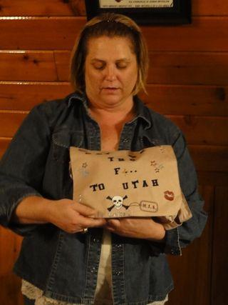 Messenger bag for Linda