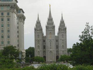 Temple square - temple