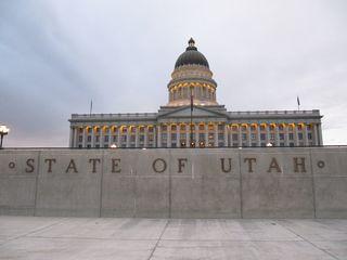 Utah - capitol building