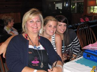 Thurs - margie & daughters