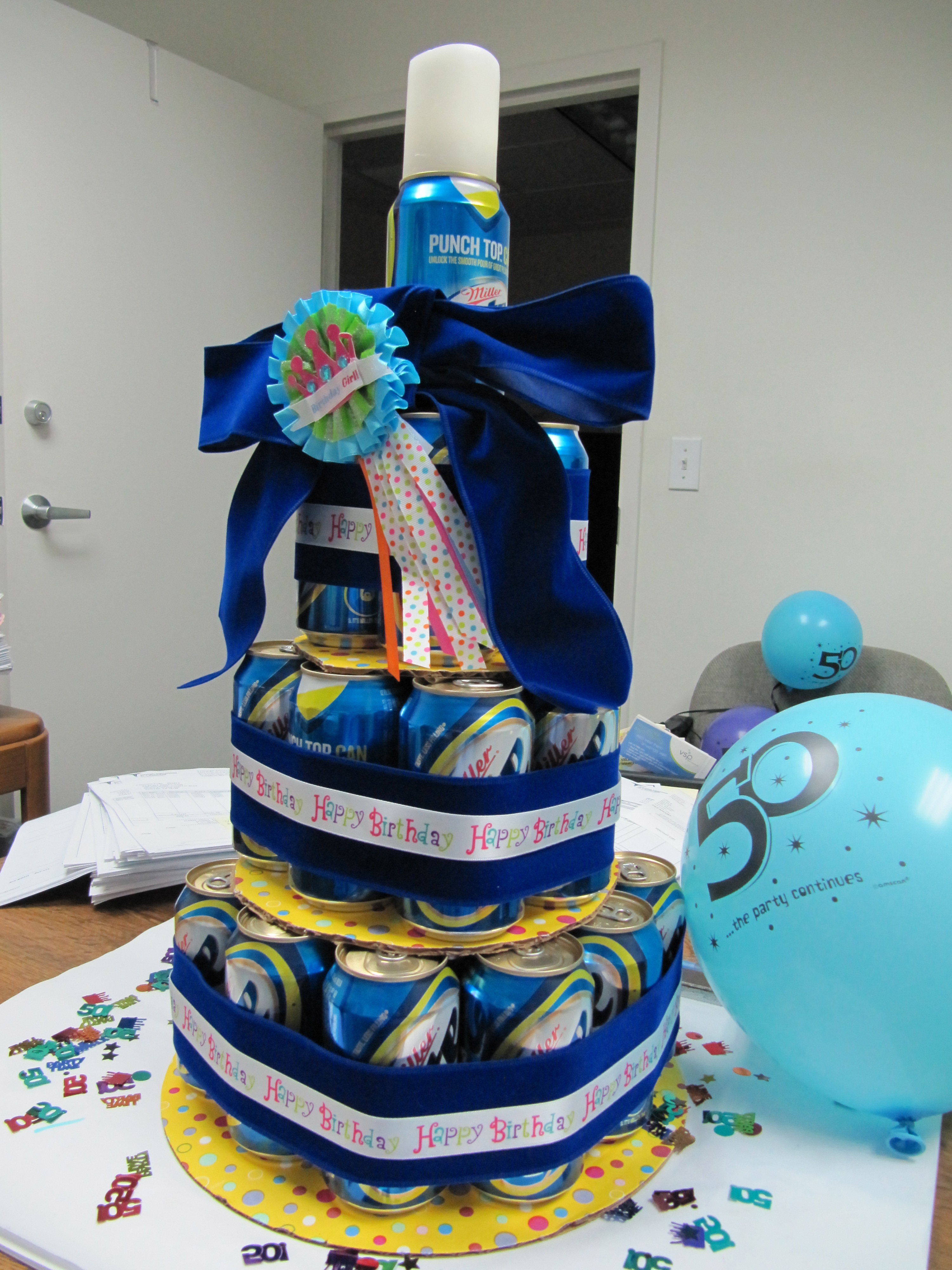 Inspiration Alley Pinspired Beer Cake
